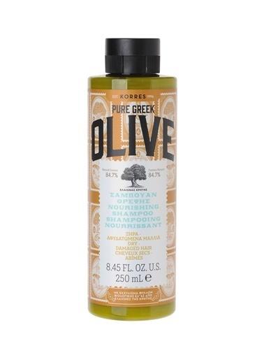 Korres Korres Olive Shine Şampuan 250 ml Renksiz